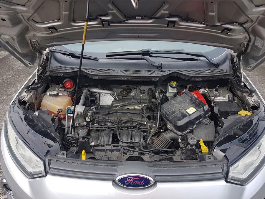 2015 Ford EcoSport - Interior Rear View