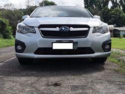 2013 Subaru Impreza - Front View