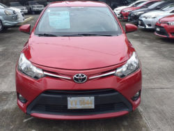 2016 Toyota Vios - Front View