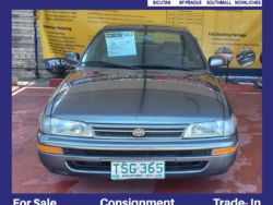 1994 Toyota Corolla - Front View