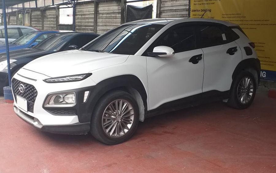 2019 Hyundai Kona - Right View