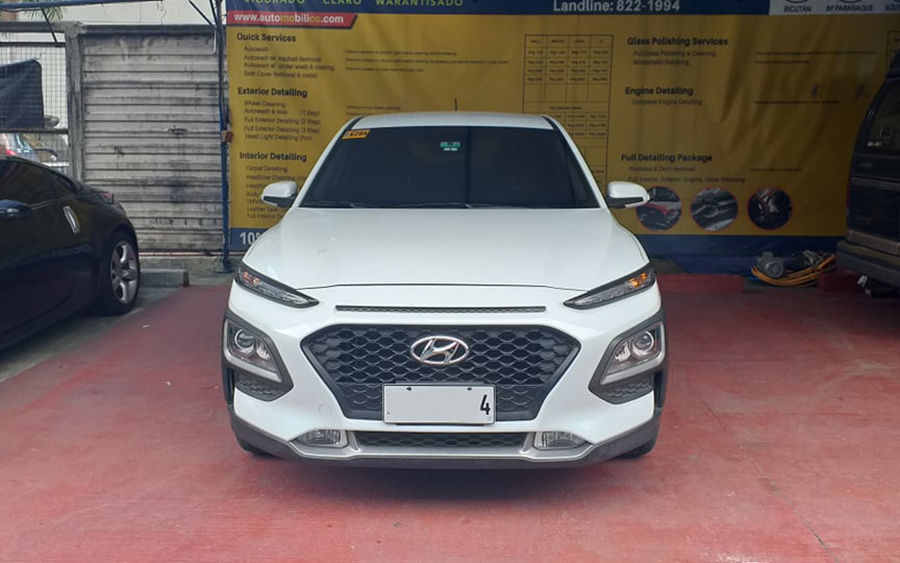 2019 Hyundai Kona - Front View