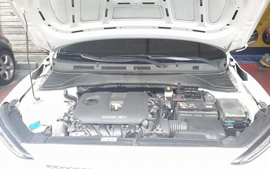 2019 Hyundai Kona - Interior Rear View