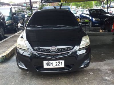 2010 Toyota Vios G - Front View