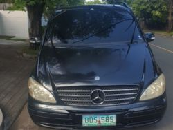 2007 Mercedes-Benz Viano - Front View