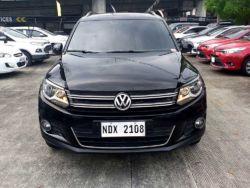 2016 Volkswagen Tiguan - Front View