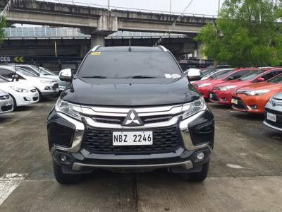 2017 Mitsubishi Montero Sport GLS - Front View
