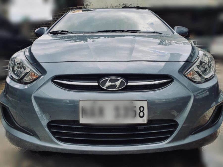 2018 Hyundai Accent GL - Front View