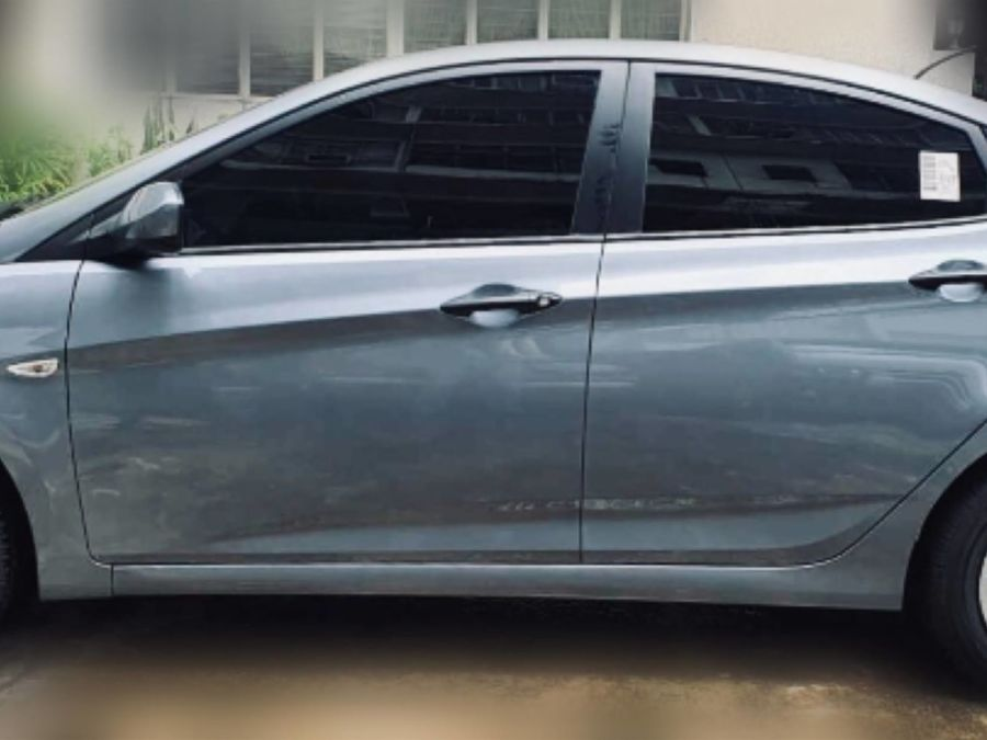 2018 Hyundai Accent GL - Left View