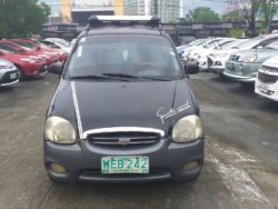 1999 Hyundai Atoz - Front View