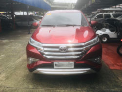 2019 Toyota Rush - Front View