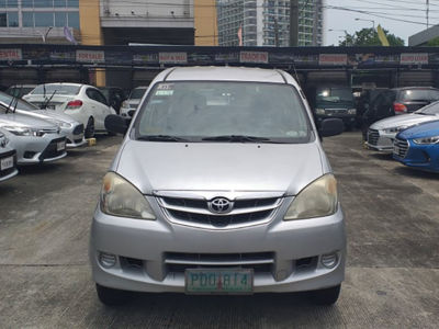 2010 Toyota Avanza - Front View