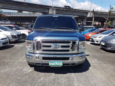 2010 Ford E-150 - Front View