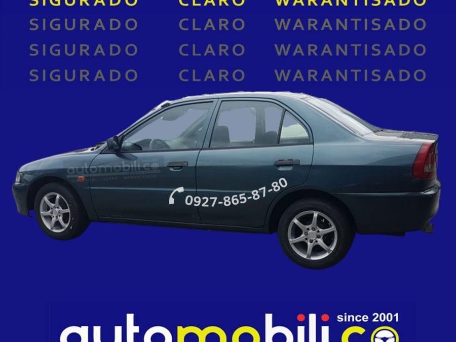 1997 Mitsubishi Lancer - Left View