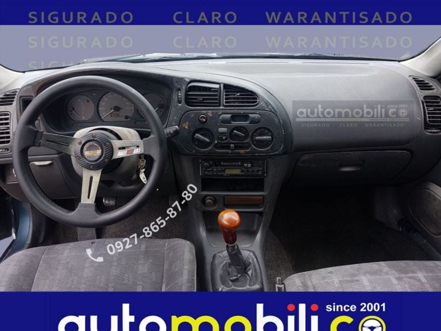 1997 Mitsubishi Lancer - Interior Front View