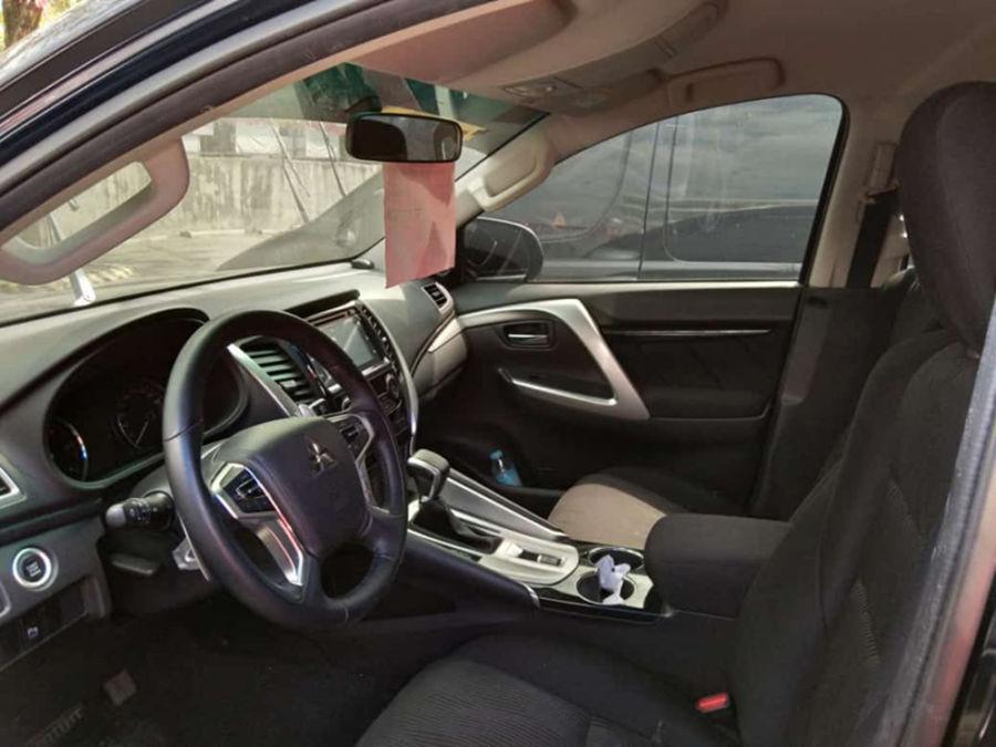 2018 Mitsubishi Montero - Interior Rear View