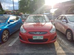 2014 Hyundai Accent - Front View