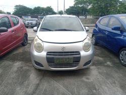 2010 Suzuki Celerio - Front View