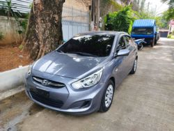 2018 Hyundai Accent - Front View