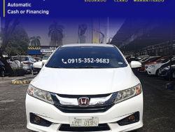 2017 Honda City VX - Front View