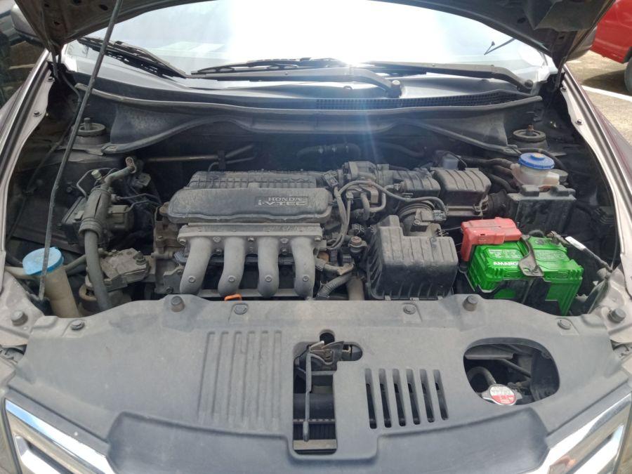 2013 Honda City S - Interior Rear View
