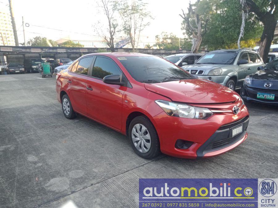 2016 Toyota Vios 1.3 J - Left View