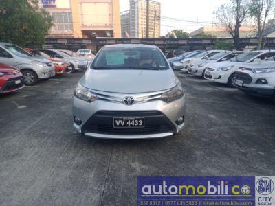 2017 Toyota Vios E - Front View