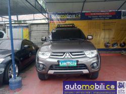 2014 Mitsubishi Montero GLX - Front View