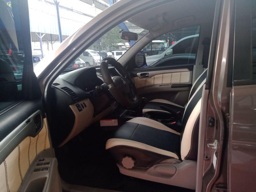 2014 Mitsubishi Montero GLX - Right View