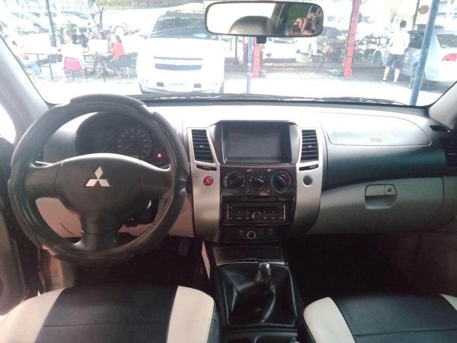 2014 Mitsubishi Montero GLX - Interior Front View