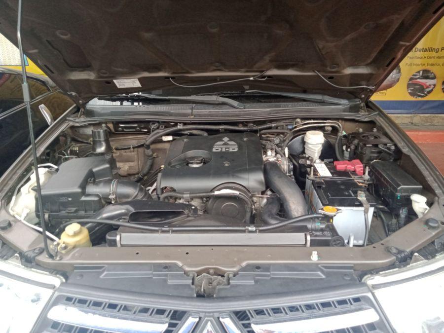 2014 Mitsubishi Montero GLX - Interior Rear View