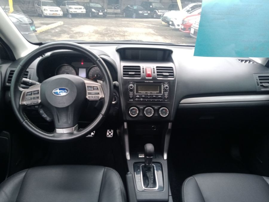 2013 Subaru Forester - Interior Front View