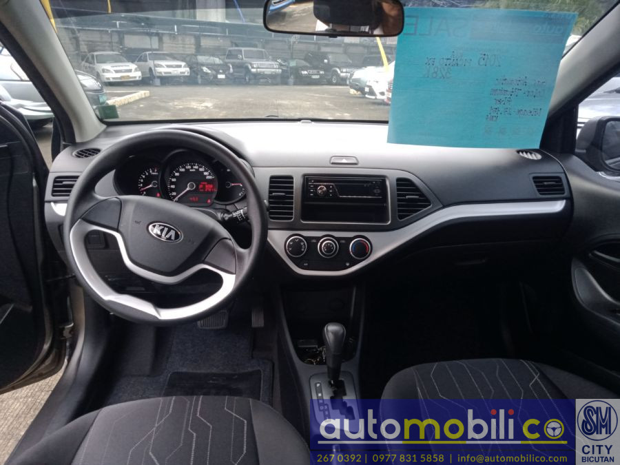 2015 Kia picanto ex - Interior Front View