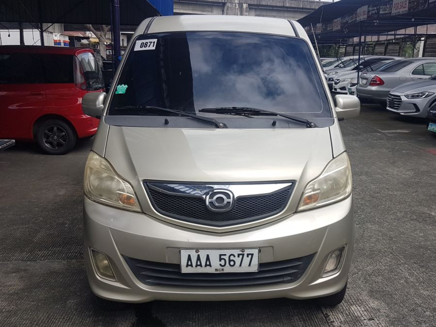 2014 Haima DeLuxe - Front View