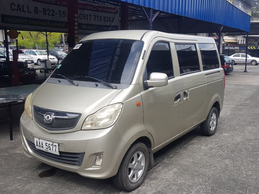 2014 Haima DeLuxe - Right View