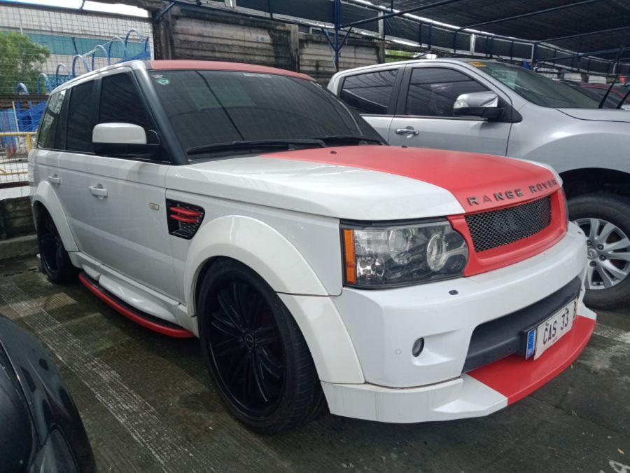 2012 Land Rover Range Rover - Left View