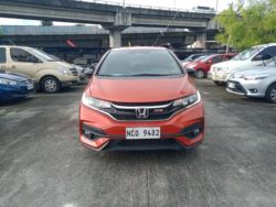 2018 Honda Jazz - Front View