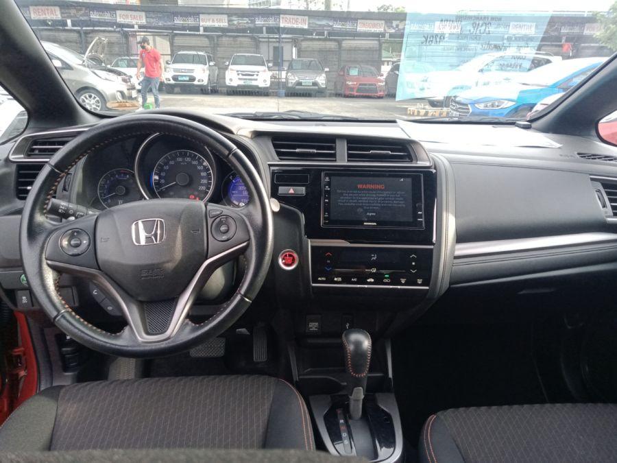 2018 Honda Jazz - Interior Front View