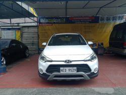 2016 Hyundai i20 - Front View
