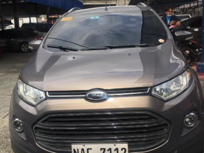 2018 Ford EcoSport - Front View