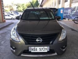 2019 Nissan Almera - Front View