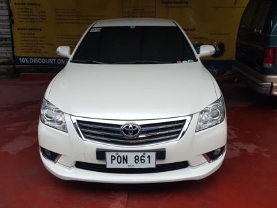 """2010 Toyota Camry V"""" - Front View"""