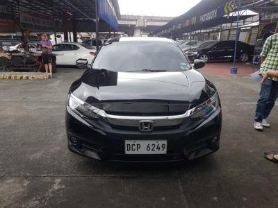 2016 Honda Civic - Front View