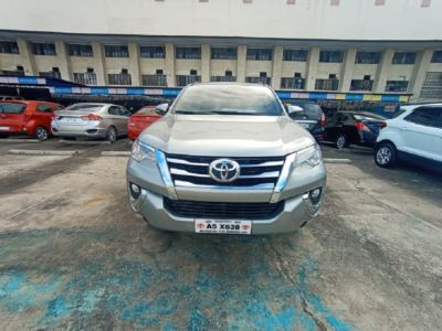 2018 Toyota fortuner G - Front View
