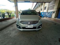 2018 Suzuki Ertiga - Front View