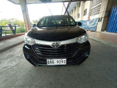 2018 Toyota Avanza E - Front View