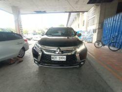 2018 Mitsubishi Montero - Front View