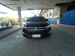 2019 Toyota Innova E - Front View