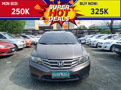 2013 Honda City S - Front View