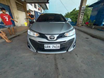 2020 Toyota Vios E - Front View